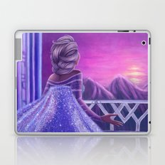Here I Stand In The Light Of Day Laptop & iPad Skin