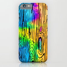 Technicolored Dream Plank iPhone 6s Slim Case