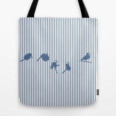 Hidden cage Tote Bag