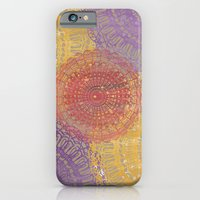 iPhone & iPod Case featuring Doilies 2 by ArtByBeata