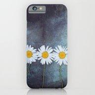 Three Marguerites iPhone 6 Slim Case
