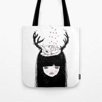 Bambi & Moi Tote Bag