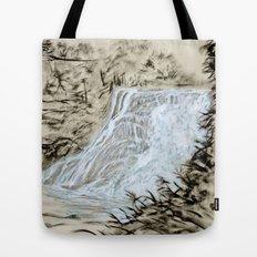 Local Gem # 6 - Ithaca Falls Tote Bag