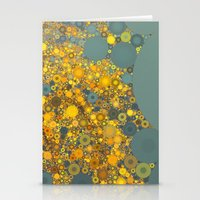 Sunshine And Clouds Stationery Cards