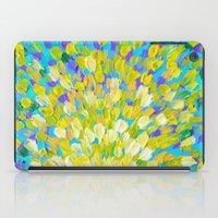 SPLASH 2 - Bright Bold O… iPad Case