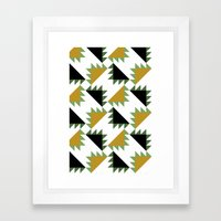 Desert Rose - By SewMoni Framed Art Print