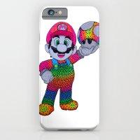 Mario Bros iPhone 6 Slim Case