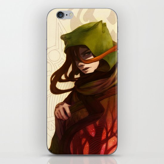 lamento iPhone & iPod Skin