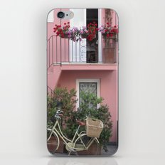 A Day in the Life - Capri, Italy iPhone & iPod Skin