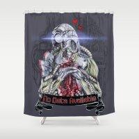 Legion (color) Shower Curtain