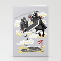 Final Samurai VII Stationery Cards