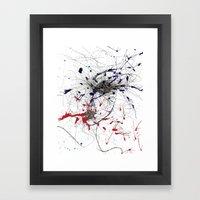 Hella Positive For Real/… Framed Art Print