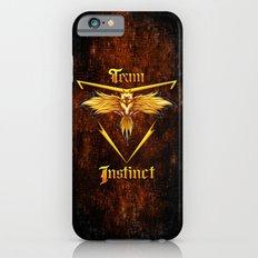 Instinct Team poket monster pokeball iPhone 4 4s 5 5c 6, ipod, ipad, pillow case iPhone 6 Slim Case