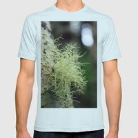 Filaments Mens Fitted Tee Light Blue SMALL