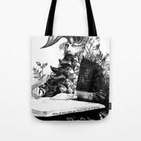 When I Think About You, … Tote Bag