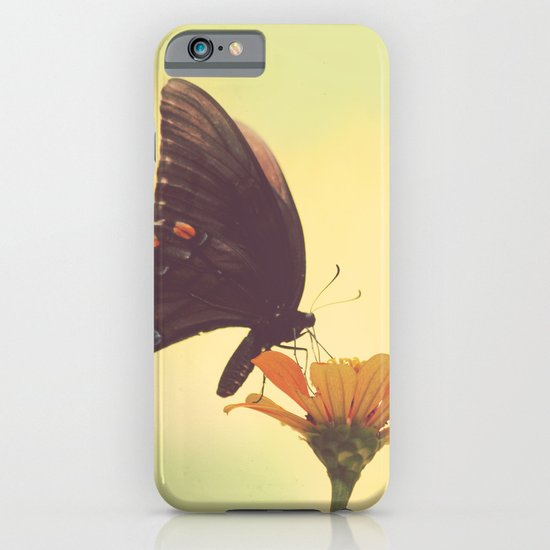 Shadow Dancing on the Wind iPhone & iPod Case