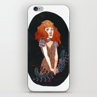 Strangeness and Charm iPhone & iPod Skin