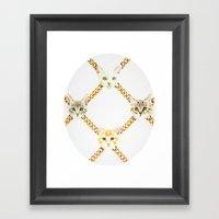 Chain Gang Framed Art Print