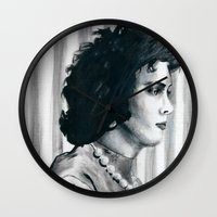 Transvestite Wall Clock