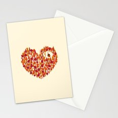 Wild at Heart Stationery Cards