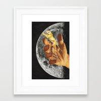 arsicollage_10 Framed Art Print