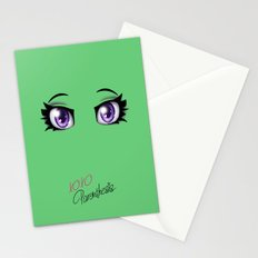 Parenthesis Humor Eyes Stationery Cards