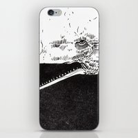 Leviathan iPhone & iPod Skin