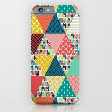 llama geo triangles Slim Case iPhone 6s