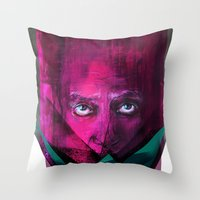 THREE-ANGLE Throw Pillow
