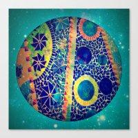 It's A Mavelous Night Fo… Canvas Print