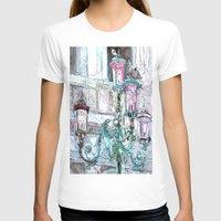 lights T-shirts featuring lights by Oksana Ivanenko