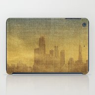 Hazy Syline iPad Case