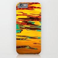 iPhone & iPod Case featuring Reflection by LudaNayvelt