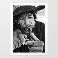 Silva Art Print