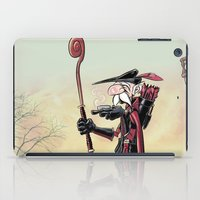 The Venerable Archer iPad Case