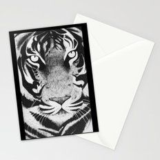 Be a Tiger Stationery Cards