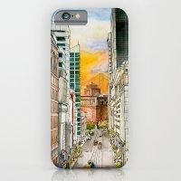 San Francisco at Dusk iPhone 6 Slim Case