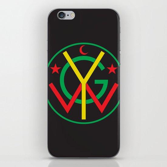 Logo iPhone & iPod Skin