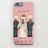 Doctor Who Have An Ood D… iPhone 6 Slim Case