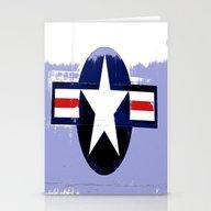 Air Force Emblem Stationery Cards