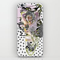 Sweetly Lavender iPhone & iPod Skin