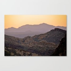 In the Land of Giants Canvas Print