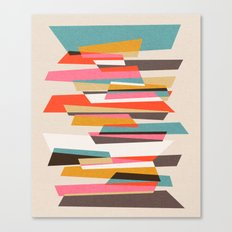 Fragments VII Canvas Print