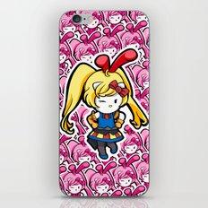 Hello Play Kitty Bunny I iPhone & iPod Skin