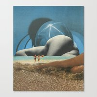 Heavenly Bodies Canvas Print