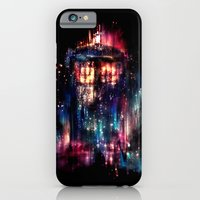 All Of Time And Space iPhone 6 Slim Case