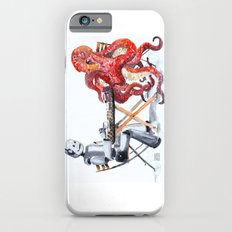 Robot Octopus Coffee Date Slim Case iPhone 6s