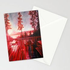 Night After Night  Stationery Cards