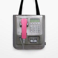 The Phone Tote Bag