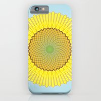 iPhone & iPod Case featuring Spring Yellow by ARTbyGUNTHER